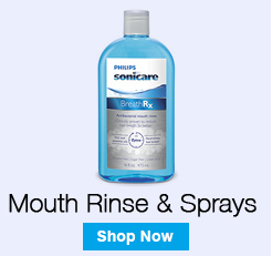 Mouth Rinses & Sprays